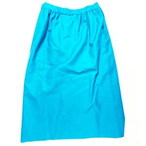 Pendleton Teal Blue Wool Skirt VTG | SZ 8